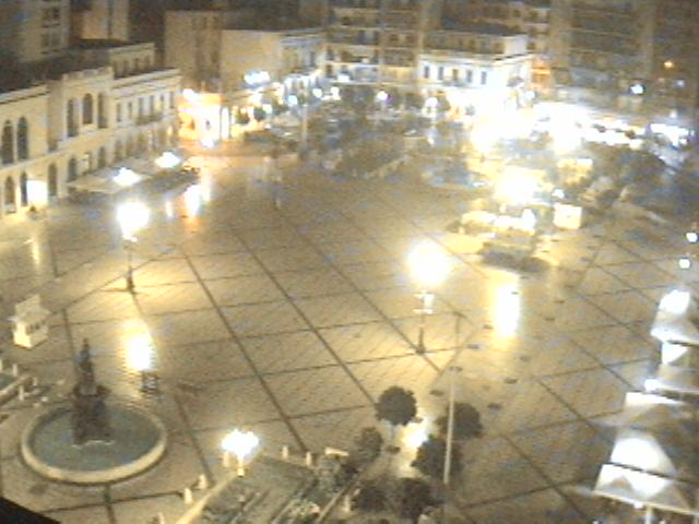 Plateia Georgiou square. Images updated every minute
