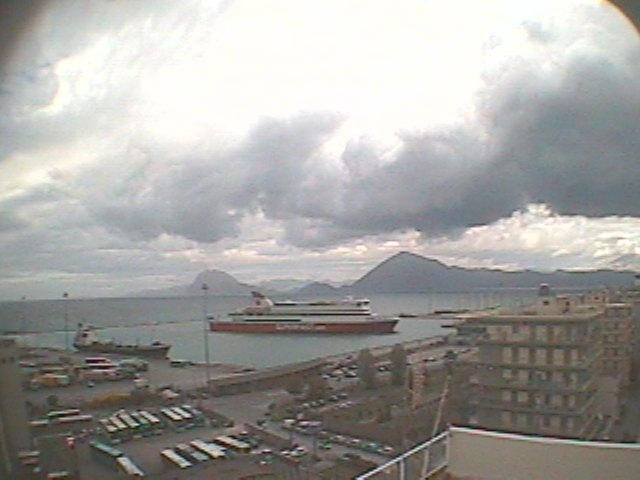 Patras webcam - Patras Harbour North View webcam, Peloponnese, Achaea
